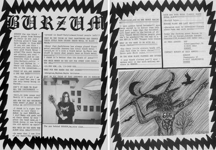 Putrefaction magazine #7 1992