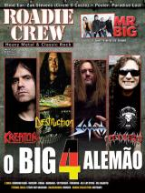 Roadie Crew Magazine