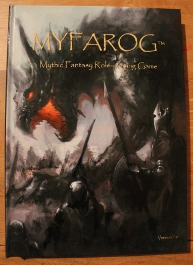 MYFAROG (Mythic Fantasy Role-playing Game)